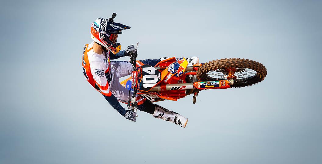 Troy Lee Designs Team KTM 2020 T-Shirt Motocross MX Motorräder Tld